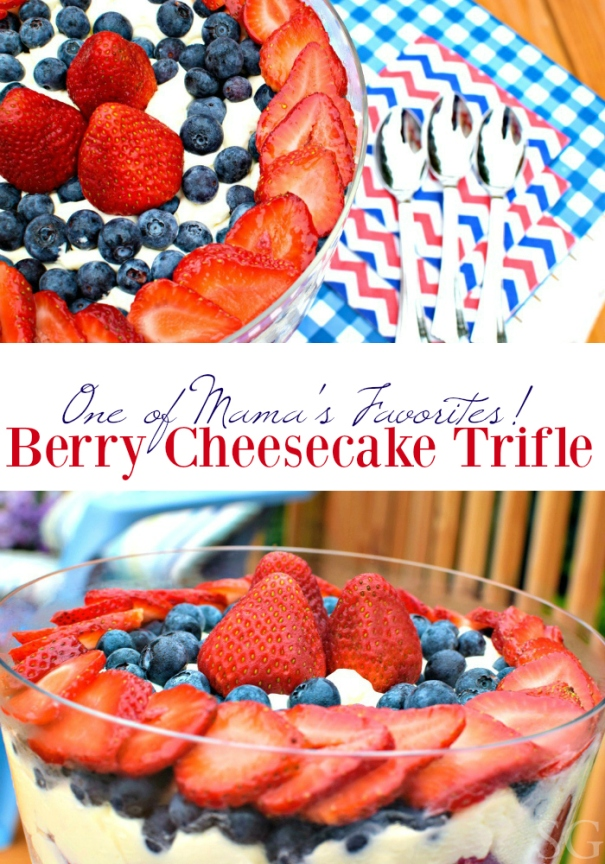 Pin Berry Trifle sg